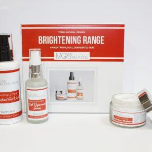 Full Brightening Skincare Range