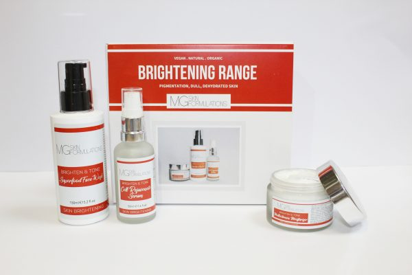 Full Brightening Skincare Range