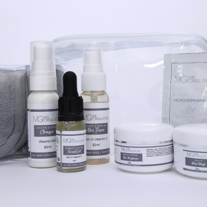 Calming Collection - Full Sensitive Skincare Range Travel Kit