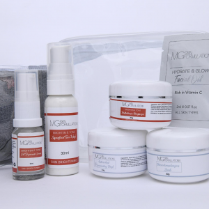 Radiance Collection - Full Brightening & Tone Skincare Range Travel Kit