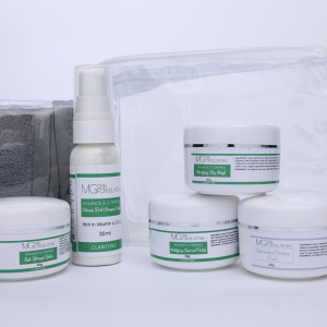 Clear Skin Collection - Full Clarifying Skincare Range Travel Kit